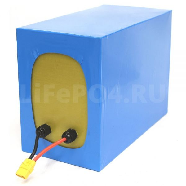 Аккумулятор LiFePO4 72V 50Ah