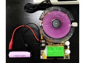 Как узнать емкость LiFePO4 аккумулятора