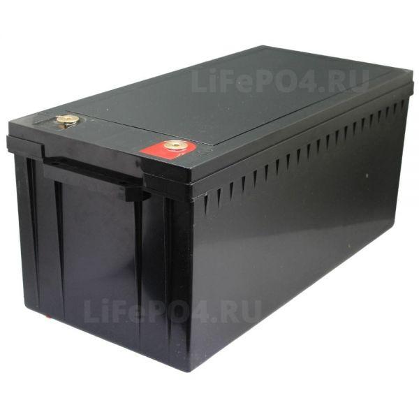 Корпус для аккумулятора ABS (530x208x215 мм)