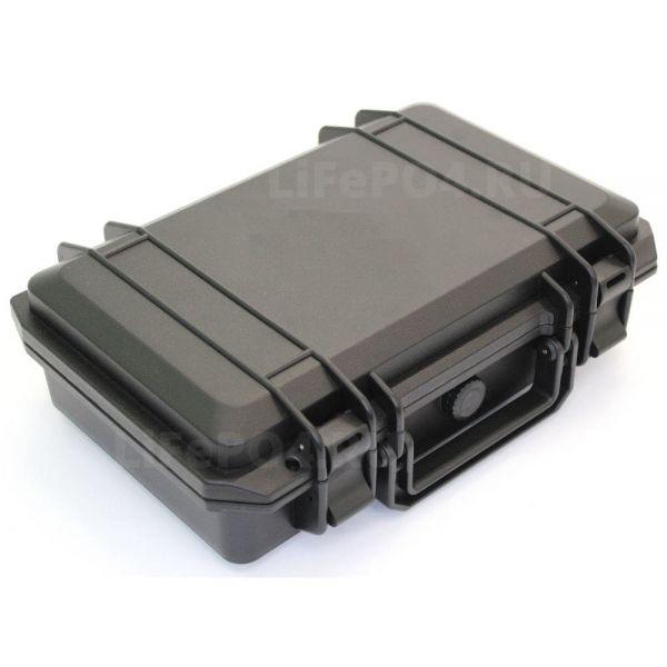 Кейс-чемодан для аккумулятора (295x205x90 мм)