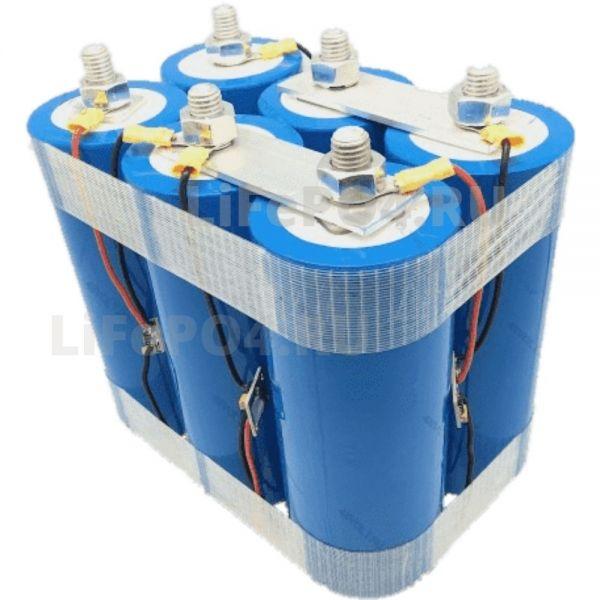 LTO литий-титанатный аккумулятор 12V 40Ah