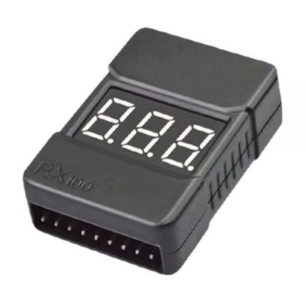 Звуковой индикатор низкого напряжения 2s-8s BX100